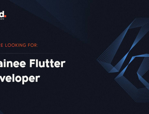 Trainee Flutter Developer