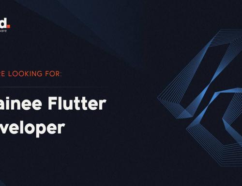 Trainee Flutter Developer