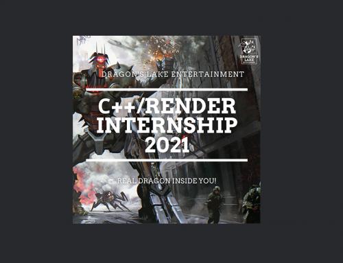 Intern C++/Render Developer